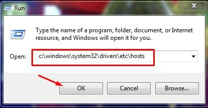 how to edit host file in windows 7 Pic 16