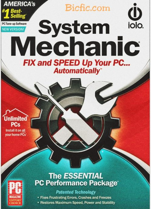 iolo system mechanic crack