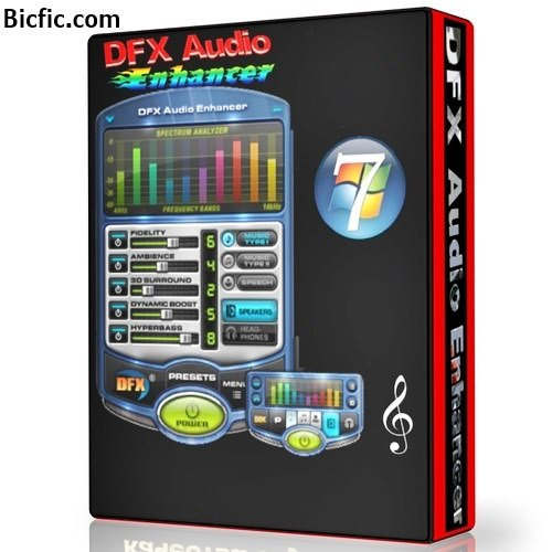 DFX Audio Enhancer Crack incl Keygen Full Version