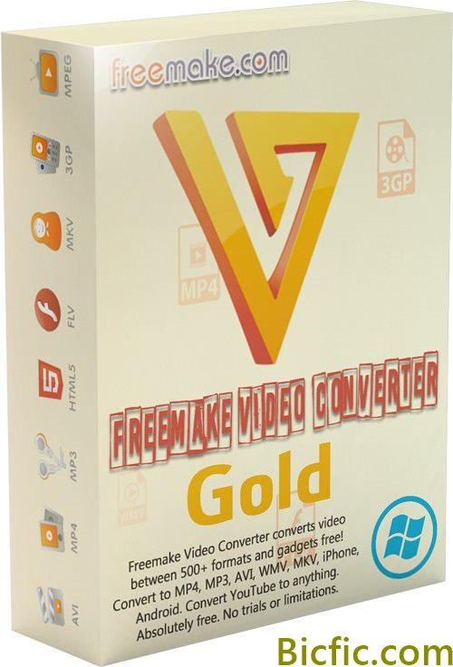 Freemake Video Converter Gold 4.1.9.76 Serial Key [Working Version]