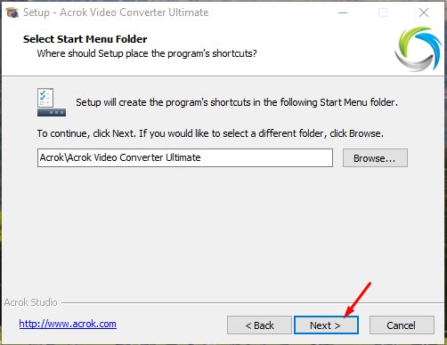 acrok video converter ultimate registration code Pic 4