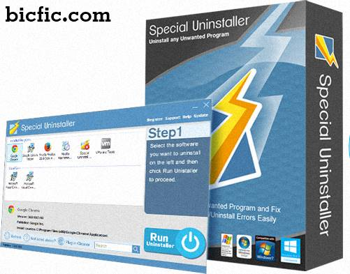 Special Uninstaller Keygen incl Full Version