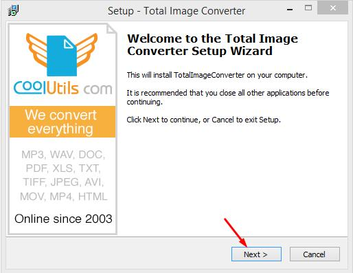 total image converter key Pic 1