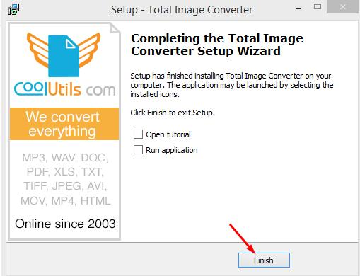 total image converter serial key Pic 5