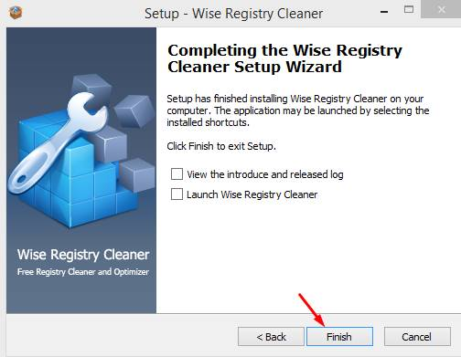 wise registry cleaner full crackPic 4