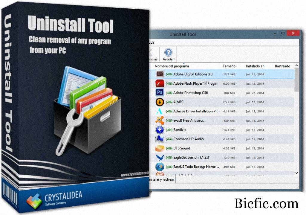 Uninstall Tool 3.5.2 Build 5557 Crack is Here ! | LifeTime Version