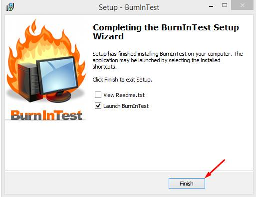 burnintest Pro License Key Pic 5