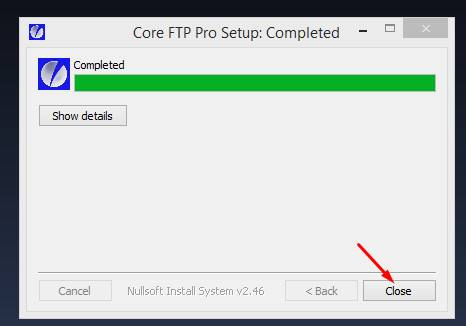 core ftp pro torrent Pic 4