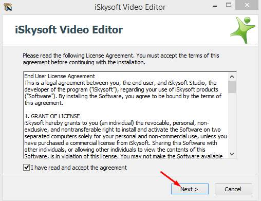 iskysoft video editor registration code Pic 1