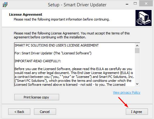 smart driver updater key Pic 2