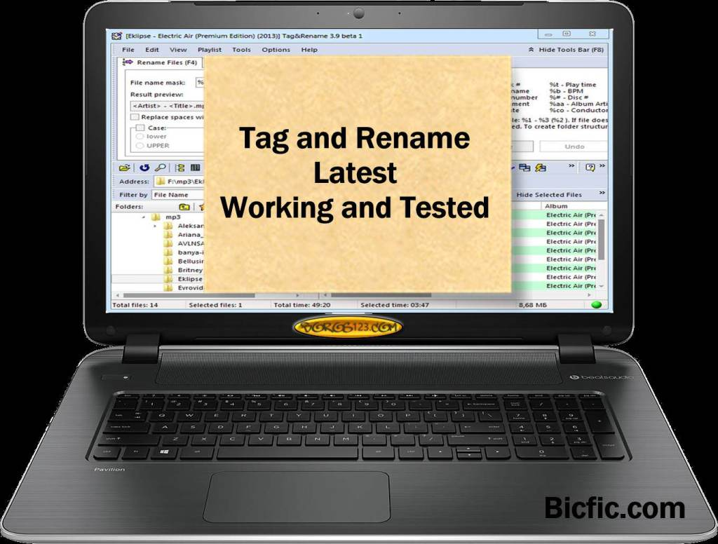 Tag and Rename 3.9.13 Crack is Here ! | LifeTime Version
