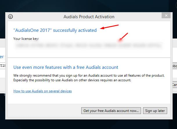 audials one 2017 serial key pic 3
