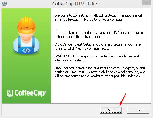 coffee cup html editor serial key
