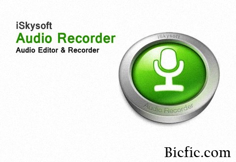 iskysoft audio recorder crack