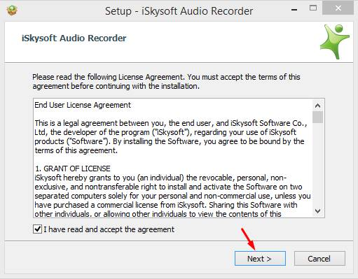 iskysoft audio recorder serial pic 1