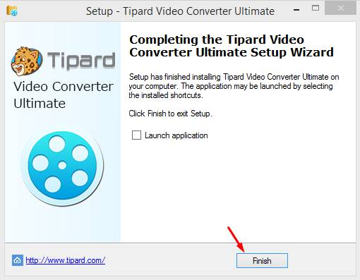 tipard video converter key pic 3