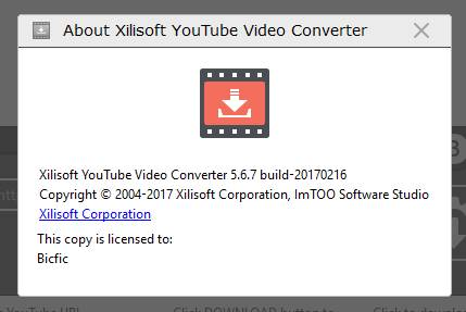 xilisoft youtube video converter registration code pic 4
