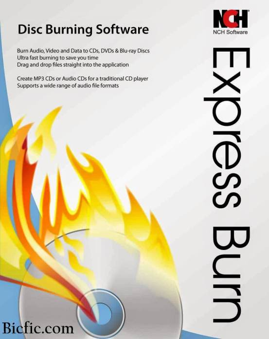express burn crack