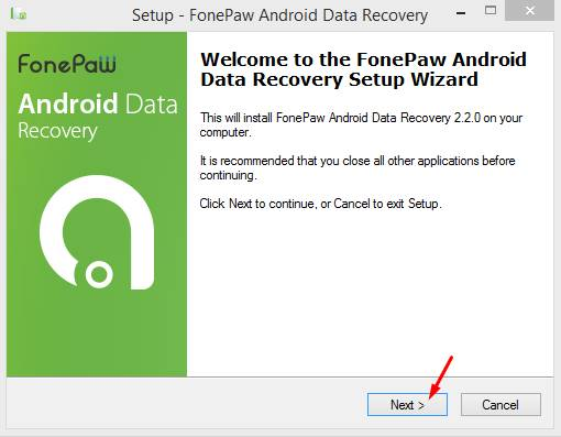 fonepaw android data recovery registration code pic 1