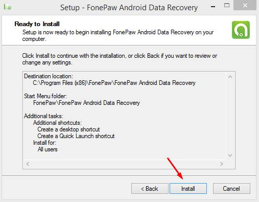fonepaw android data recovery serial key pic 2