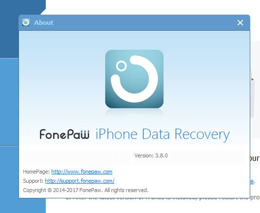 fonepaw iphone data recovery serial pic 3