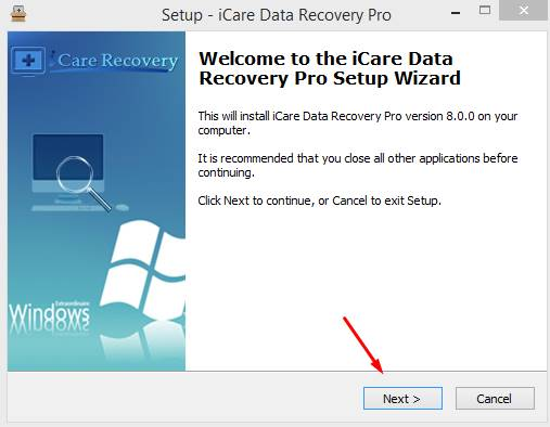 icare data recovery crack version