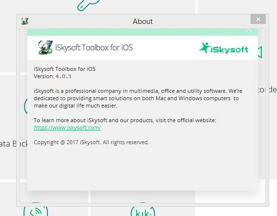 iSkysoft Toolbox for iOS 5.3.1 Crack is Here !  LifeTime  BicFic