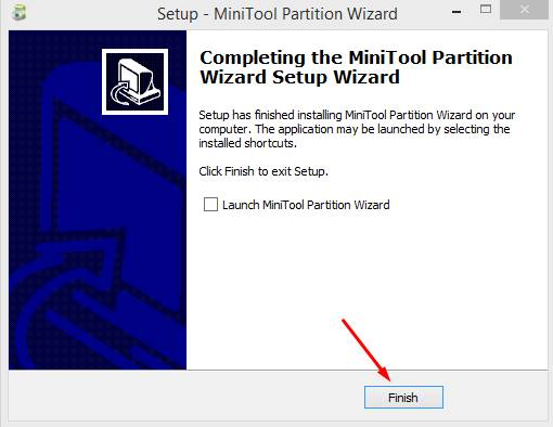 minitool partition wizard registration pic 3
