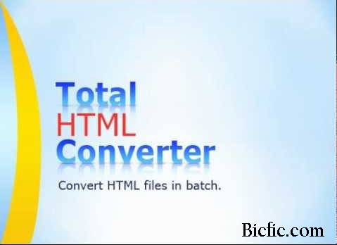 Total HTML Converter 5 1 0 66 Crack is Here ! | Lifetime