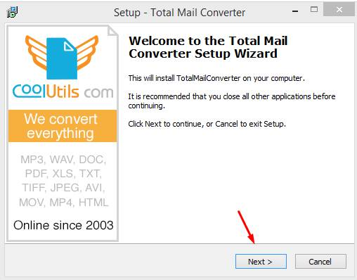 total mail converter registration code pic 1
