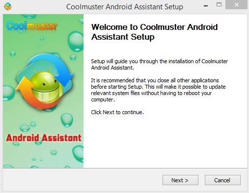 coolmuster android assistant registration code pic 1