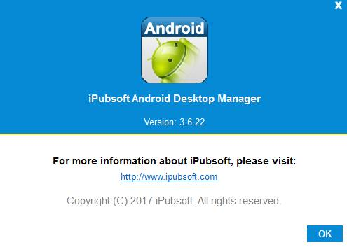 ipubsoft android desktop manager pic 3