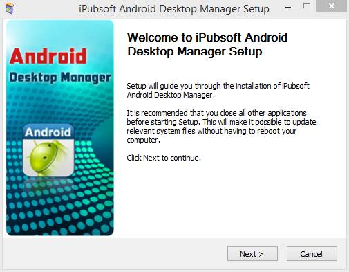 ipubsoft android desktop manager registration code pic 1