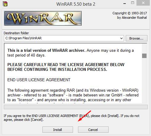 winrar serial key pic 1
