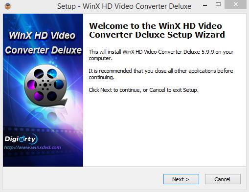 winx hd video converter deluxe serial pic 1