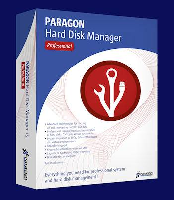 paragon hard disk manager crack