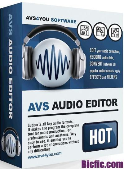 AVS Audio Editor Crack