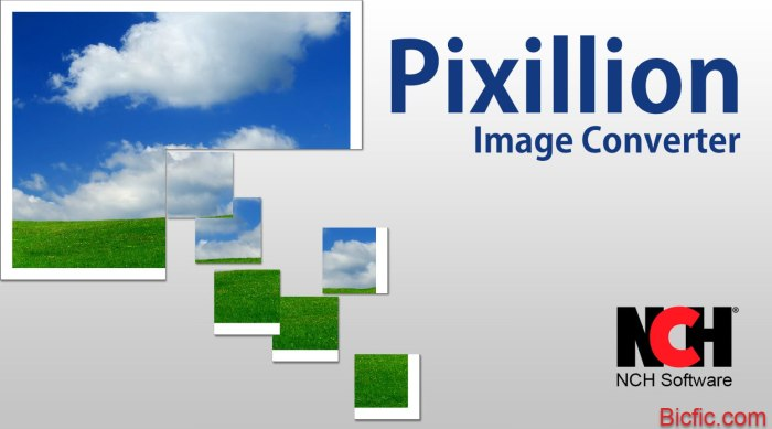 Pixillion Image Converter Cracked