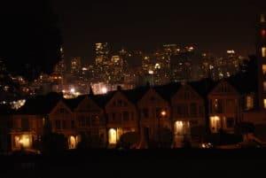 San Fransisco by night