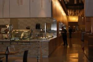 Las Vegas buffet Aria
