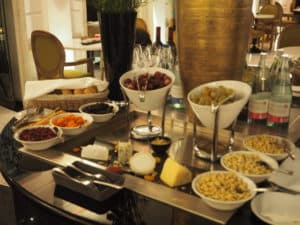 budapest aria hotel cheese