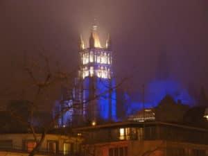 Lausanne cathédrale