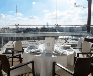 maison blanche restaurant paris
