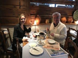 hameau albert 1er chamonix breakfast