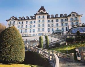 Palace de Menthon Annecy
