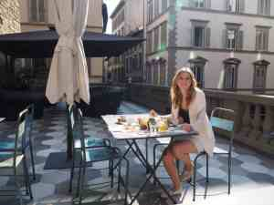breakfast rodo hotel firenze
