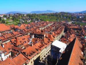 Berne Suisse munster