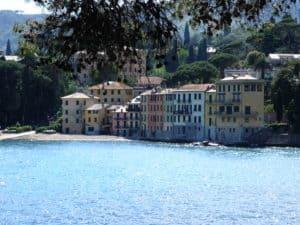 Rapallo Italie san michele du pagana
