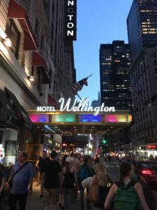 Wellington Hotel New York
