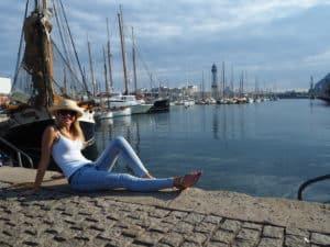Barcelone blog biche around the world